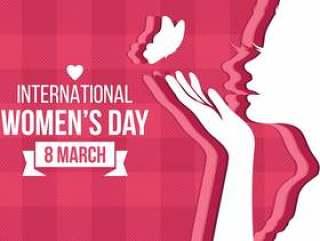 国际妇女节背景