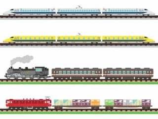 火车组(新干线等)