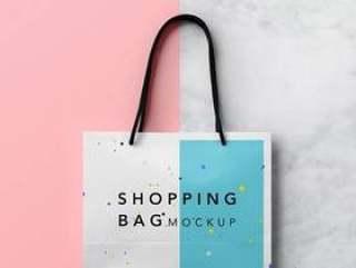 Psd购物袋模拟