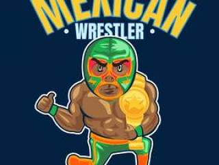 墨西哥摔跤手6