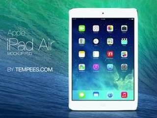iPad模型