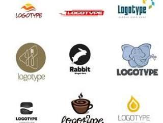 标志logo—psd分层素材