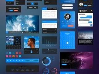 iPhone6 ui kit(包括web的一套)!