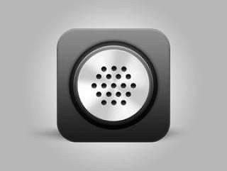 语音助手UI设计临摹