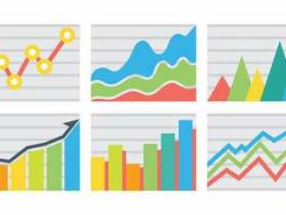 收入矢量图标