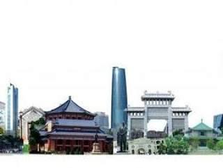 广州地标建筑与景区PSD分层