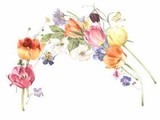 花框架250 - 可爱的花框架漂亮的场景框架