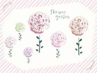 花卉插图1