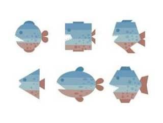自由出色的食人鱼载体