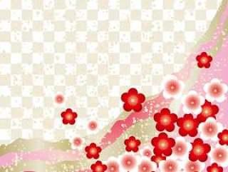 新年模式梅花23