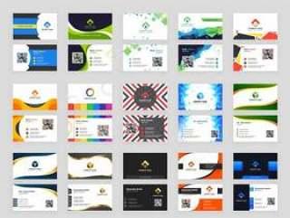 15抽象设计模式套水平的名片