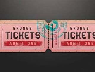 票券优惠券