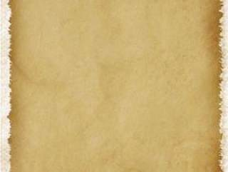 牛皮纸特效背景——psd分层素材
