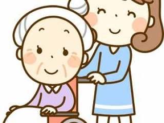 女人的祖母和女人