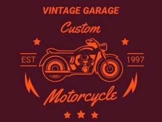 老式摩托车标志,标签,会徽。
