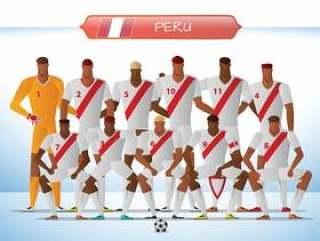 国际比赛的秘鲁国家橄榄球队