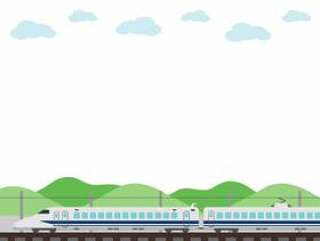 火车架(新干线)