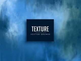 蓝色grunge纹理背景在肮脏的风格