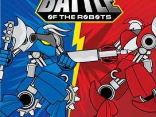 机器人背景设计之战