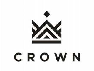 线艺术皇冠/皇家标志设计