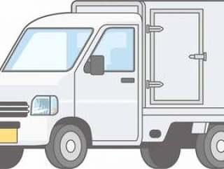 汽车01 - 轻虎2 - 单件 - 全身