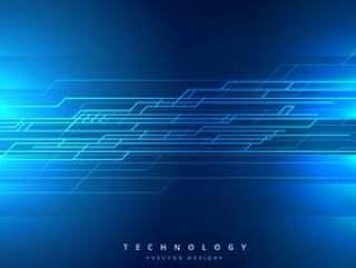 技术背景与抽象的线条矢量设计怡乐思
