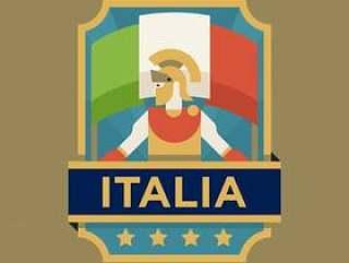 意大利世界杯足球徽章