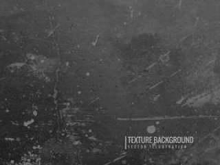 黑暗的黑色grunge纹理背景