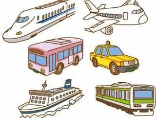 公共交通变形