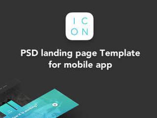 ICON - PSD登陆页面