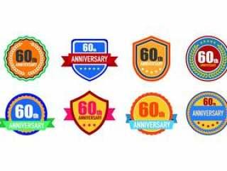 套第60徽章