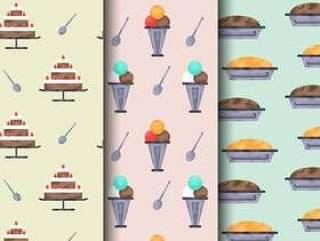可爱的面包店模式