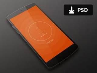 Nexus 5 PSD模型