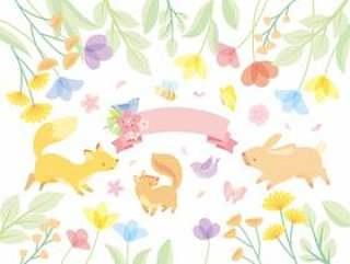 春天的插图集(6)