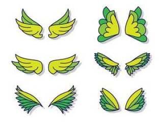 平面天使的翅膀