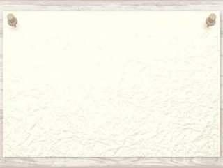 木框架木纹招牌纸材料纸背景材料图钉