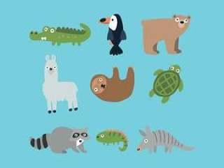 动物王国集合