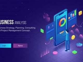 业务分析或项目管理。