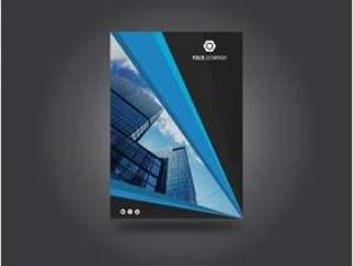 企业杂志封面设计