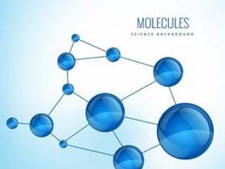 分子形状概念设计插图