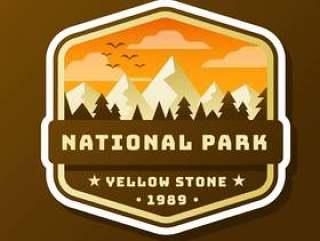 国家公园补丁设计