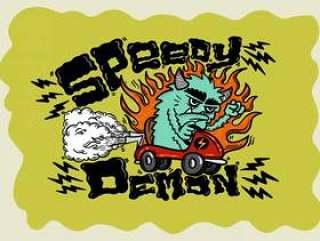 怪物卡丁车速度恶魔
