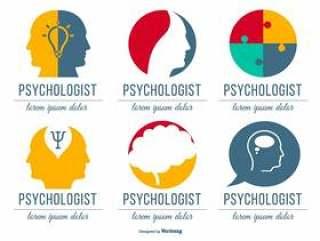 心理学家标志集合