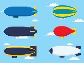 热气球类型