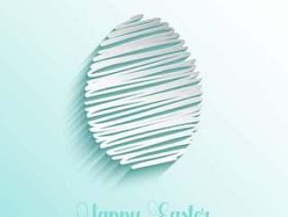 杂文风格复活节彩蛋背景