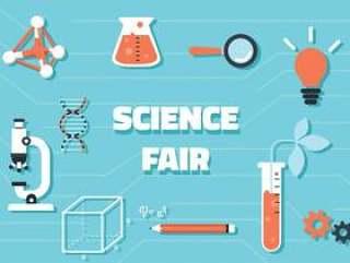 科学博览会矢量设计