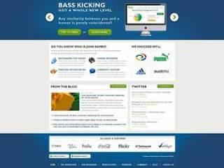 精致实用的网页模板06——Psd分层素材
