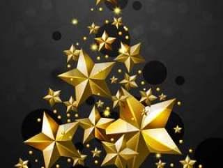与金星的圣诞树