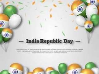 现实美国独立日印度例证
