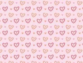 爱粉红色的少女模式